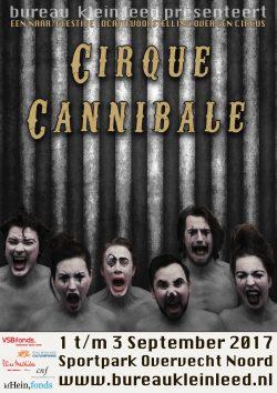 Bureau Klein Leed Cirque Cannibale