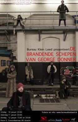 BKL Brandende Schepen George Donner 2020